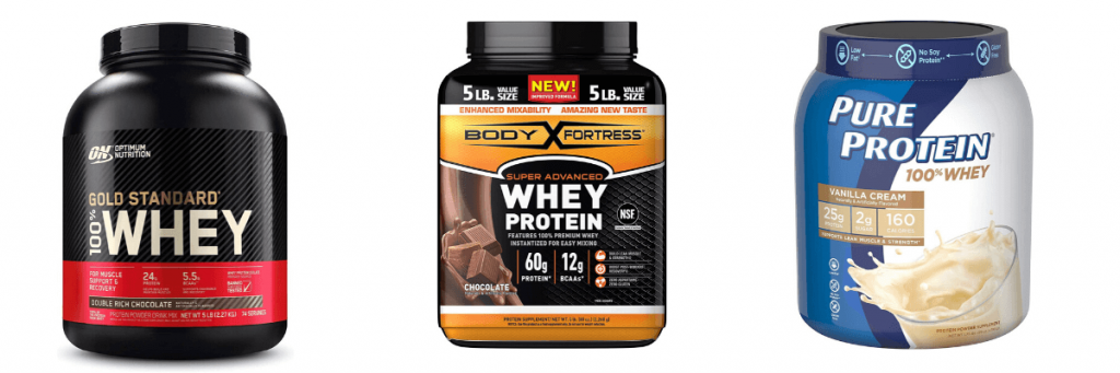 What is The Best Protein Powder For Building Muscle