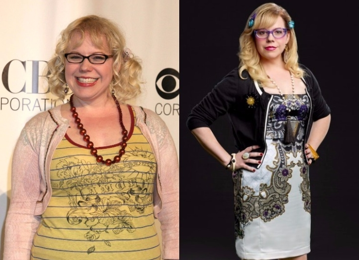 kirsten vangsness now and then